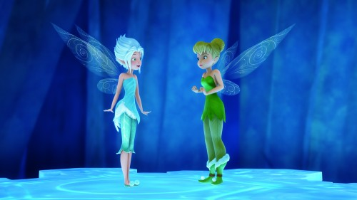 Tinker Bell and Periwinkle