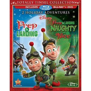 "Disney's Prep & Landing ""Totally Tinsel Collection"""