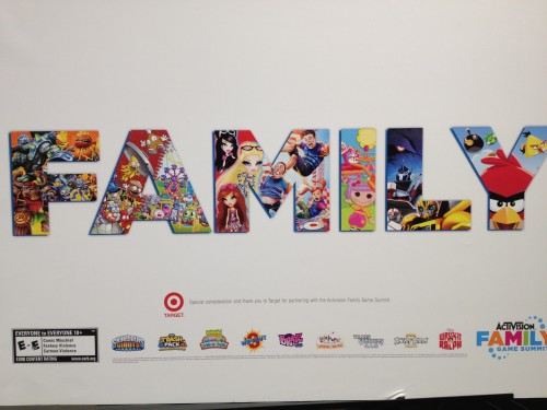Family Game Summit!