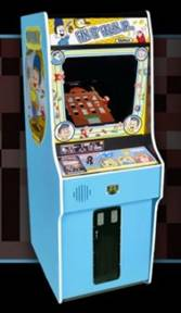 Wreck-It Ralph Game Cabinet