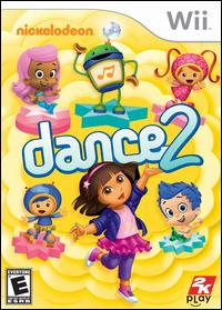 Nickelodeon Dance 2 For the Wii