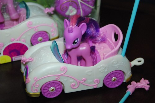 My Little Pony Twilight Sparkle's RC Car