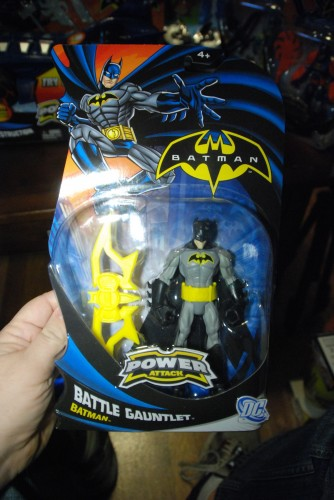 Batman Power Attack Figures