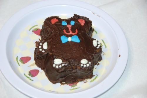 Andrew's SMASH Cake