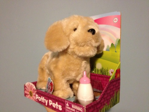 Amazimals Potty PEts