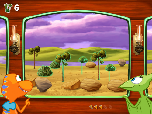 Dinosaur Train App