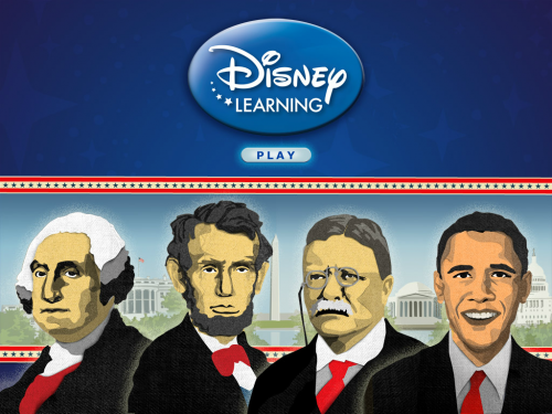 Disney American Presidents: Unofficial Oval Office Scrapbook