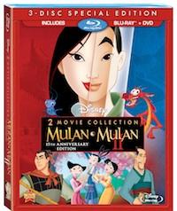 Mulan 1 & 2 - Blu-ray