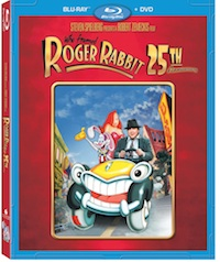 Who Framed Roger Rabbit Blu-ray
