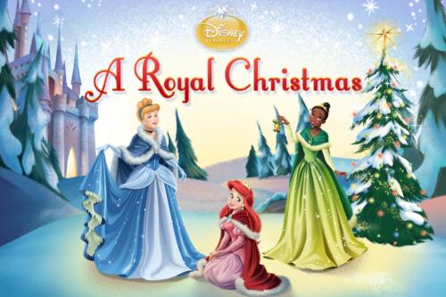 Disney Princesses: A Royal Christmas