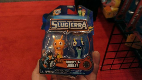 SlugTerra Burpy and Joules