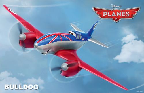Planes - Bulldog