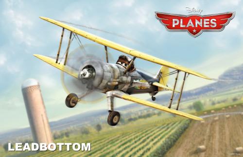 Planes - Leadbottom
