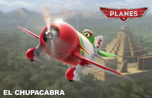 PLANES - El Chupacabra