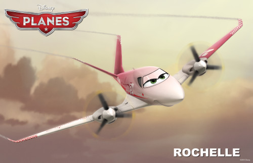 Planes - Rochelle