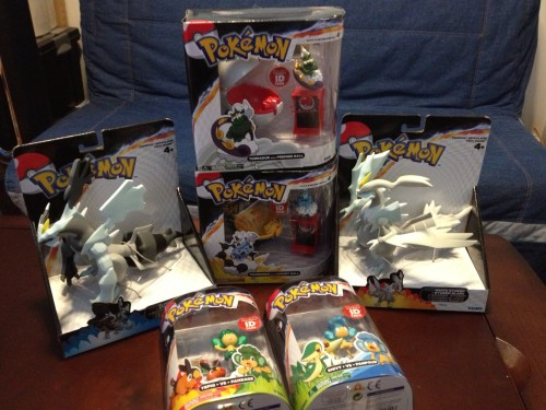 Pokemon toys to give away