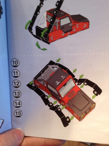ATV Instruction Booklet