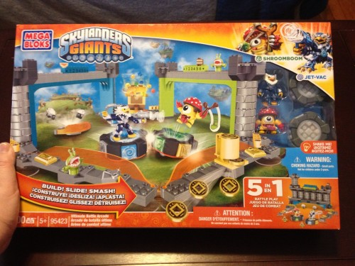 MEGA Bloks Skylanders Giants Ultimate Battle Arcade