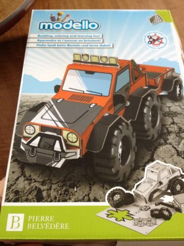 Modello ATV Box