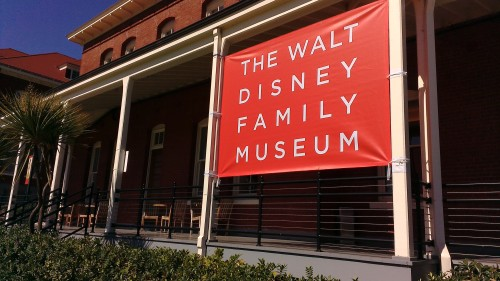 Welcome to the Walt Disney Family Museum