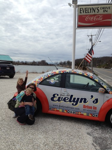 Evelyn's Drive In and the Bio Bug