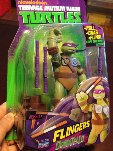 Donatello Flinger Figure
