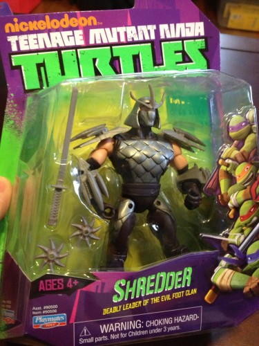Shredder Basic Figure