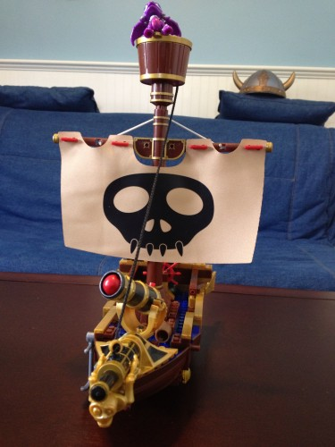 Crusher's Pirate Ship