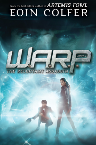 WARP Book 1 Cover Image