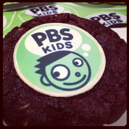 PBS Kids Cookie