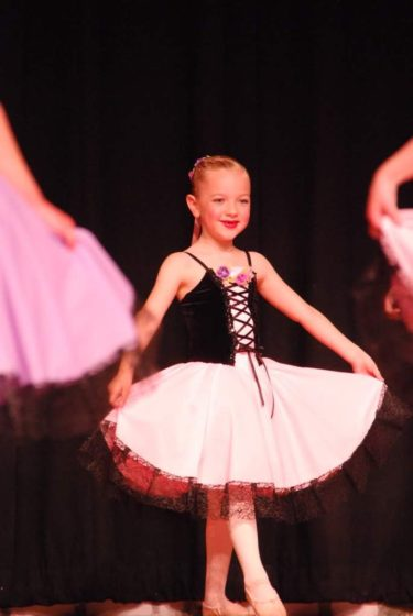 Dance Recital - Eva - 2013