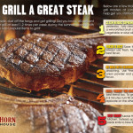 "LongHorn ""Grilling Tips"" fact sheet"
