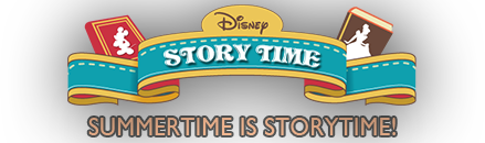Disney Story Time Apps