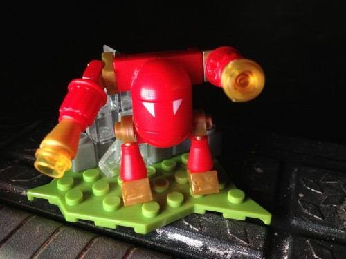 MEGA Blocks Skylanders Giants Arkeyan Ultron
