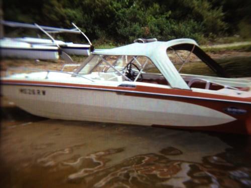 Grandpa Rick's Boat