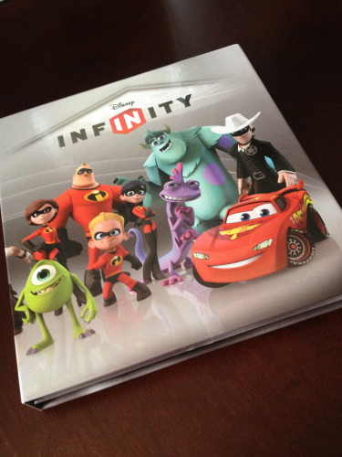 Disney Infinity Power Disc Portfolio