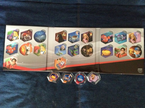 Disney Infinity Power Discs and Power Disc Portfolio