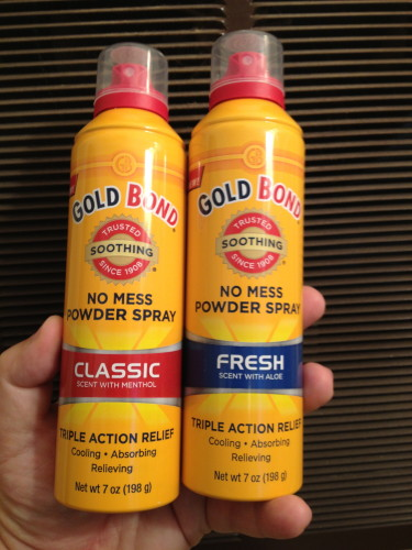 Gold Bond Classic and Fresh