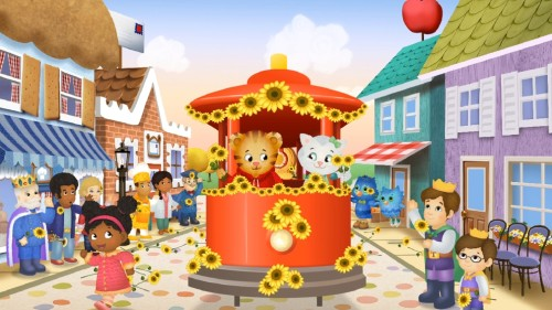 Daniel Tiger's Neighbor Day
