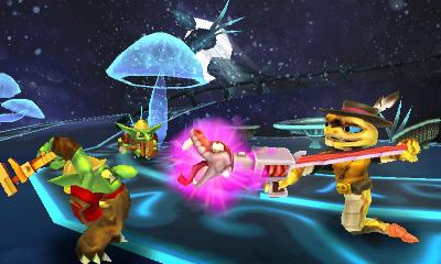 Skylanders SWAP Force 3DS Rattle Shake