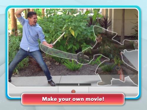 Disney Infinity Action App