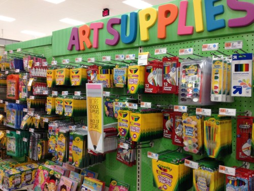 Back to School should be Spelled Crayola | BenSpark Family