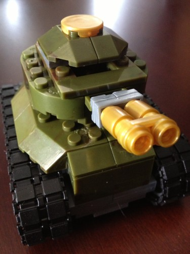 A Dangerous Troll Tank