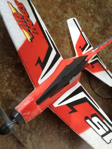 The Sky Stunt Plane