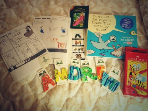 Our Eric Carle Gift Shop Haul