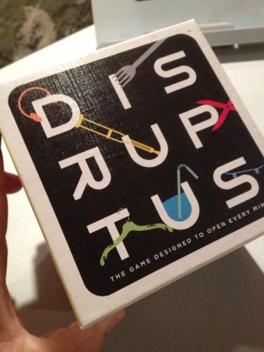 Disruptus