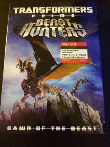 Transformers Prime Beast Hunters: Dawn of the Beast