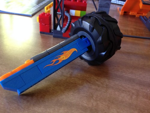 Turbo Tire launcher