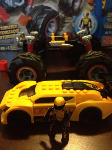 Super Blitzen Monster Truck - Car and Motorized Chassis