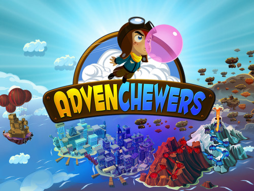 AdvenChewers Opening Title